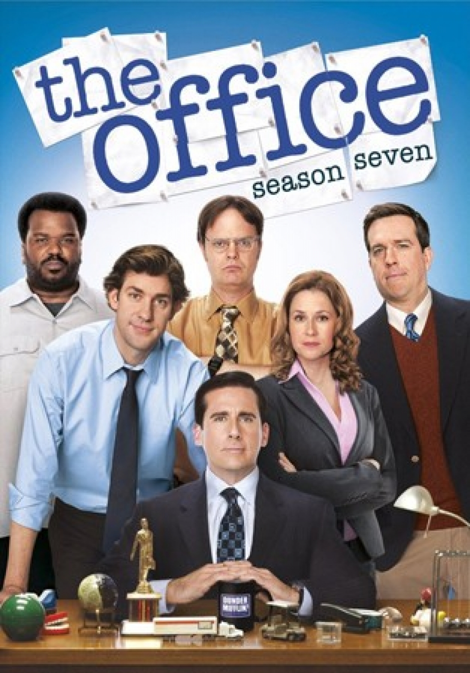 Poster The Office Animaholics